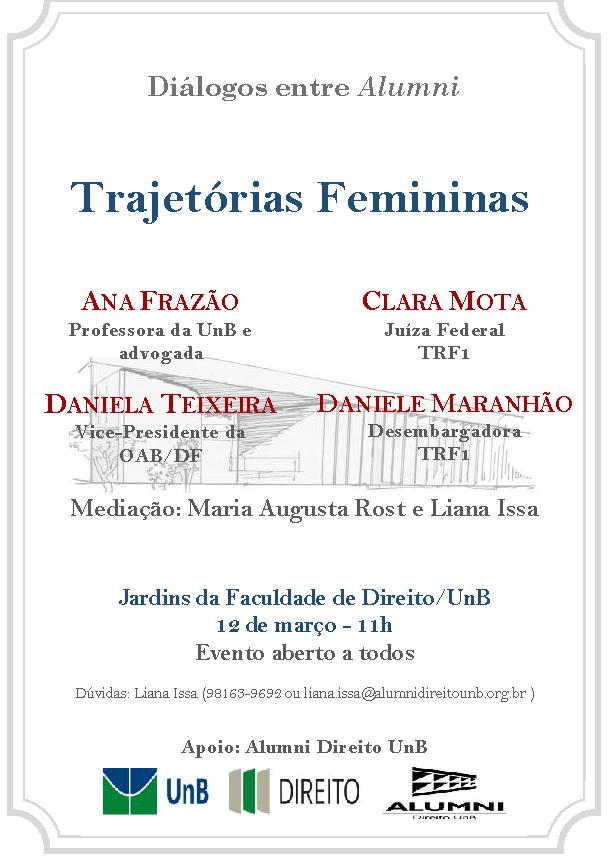 Cartaz Alumni Mulher Jardins final