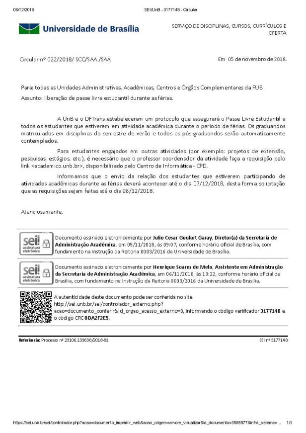 SEI_UnB - 3177148 - Circular passe estudantil